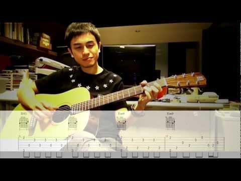 洪佩瑜 - 踮起腳尖愛【跟馬叔叔一起搖滾學吉他97】