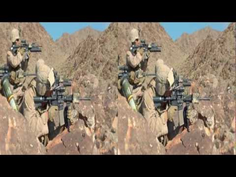 Live Fire in 3D, only on 3net
