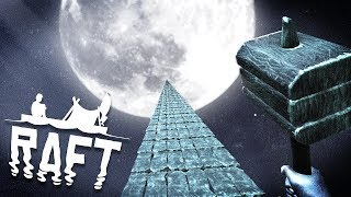 I Built an Infinite Raft to the Moon and I Regret Everything - Raft