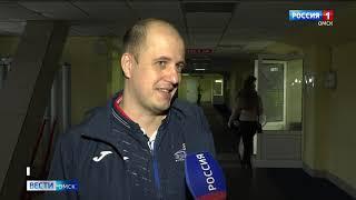 Футбольный клуб «Иртыш» провёл первый матч на новом поле в Омске