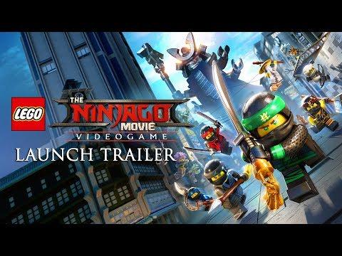 Lego Ninjago Movie Video Game Game Ps4 Playstation