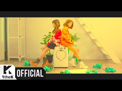 [MV] Exy, Euna Kim(엑시, 유나킴) _  LOVE THERAPY(러브테라피)