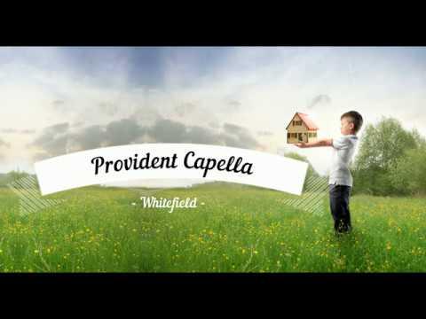 Provident Capella New Launch Bangalore