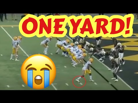 LSU Football: Why Ed Orgeron's Tigers FAILED in Red Zone + 3rd Down vs Missouri - PHL Film Study 46