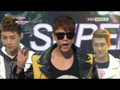 [Music Bank] Super Junior M - Break Down (2013.02.01)