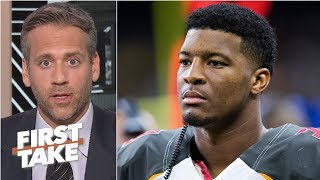 Jameis Winston is the most overrated quarterback in the NFL – Max Kellerman | First Take