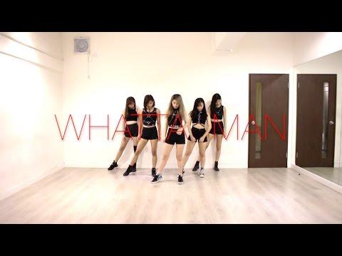 I.O.I(아이오아이) - Whatta Man (왓터 맨/ Good Man) Dance Cover by SNDHK