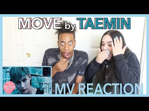 'MOVE' by TAEMIN | MV REACTION | KPJAW