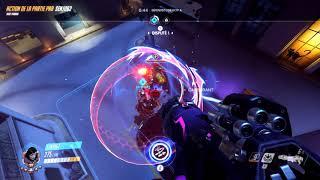 Overwatch -  - Pharah 5 kills