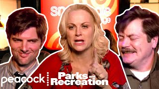 Parks and Recreation - SnakeJuice is Poison (Episode Highlight)