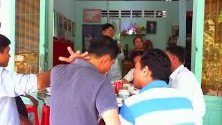 Chi Cot Vui Xuan Mung 2 tet - Hai hoa rung cho em - Ngoc Thuy & Tan Duc - 17/02/2018