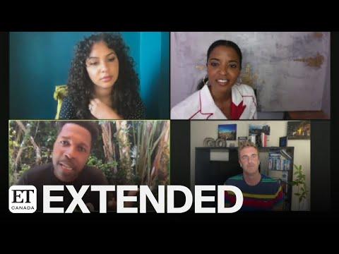 Leslie Odom Jr. Didn't Like 'The Room Where It Happens'   EXTENDED
