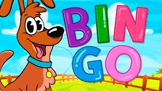 Bingo | And More Kids Songs | Clap clap kids
