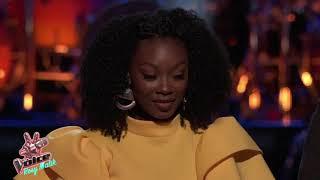 The Voice Season 14 - KNOCKOUT-  Terrence Cunningham  Vs  Christiana Danielle  2018 Full.