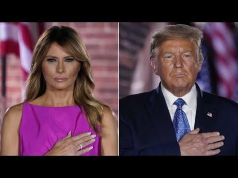Доналд и Меланија Трамп - Познати парови кои спијат во различни соби