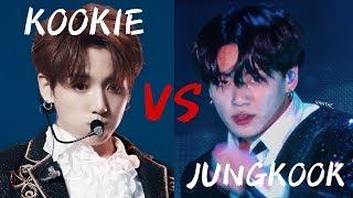 Kookie VS Jungkook