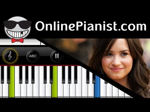 Baixar Demi Lovato - Made in the USA - Piano Tutorial