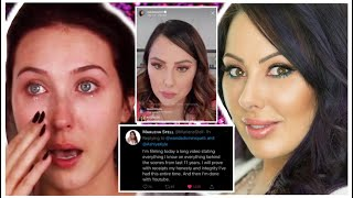 Jaclyn Hill Cosmetics EXPOSED By Marlena Stell Using Chemists 🧪