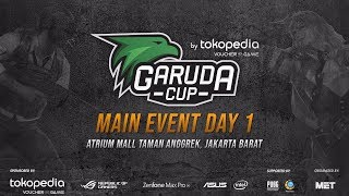 Garuda Cup: Streaming Final Turnamen Mobile Legends & PUBG 2018