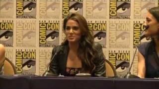 Comic-Con: Cast Panel Par
