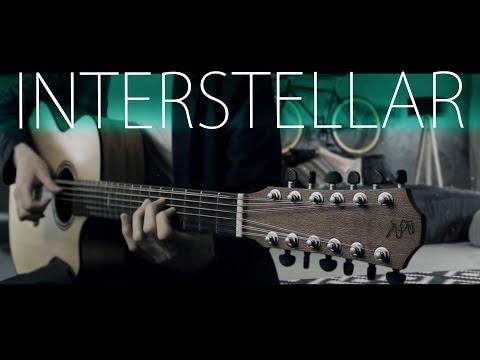 Hans Zimmer - INTERSTELLAR⎪12 STRING FINGERSTYLE GUITAR