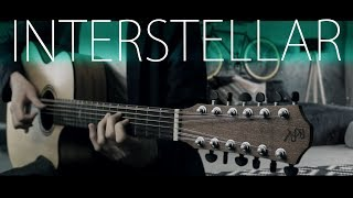 Hans Zimmer - Interstellar (12 strings Fingerstyle Guitar Cover)