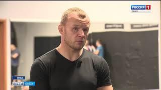 Александр Сарнавский завтра проведет очередной бой
