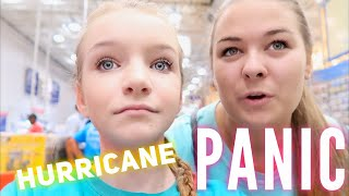 GETTING READY FOR HURRICANE FLORENCE | Bryleigh Anne