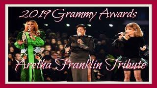 Aretha Franklin Tribute  2019 Grammy Awards