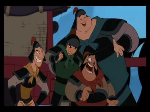 Mi chica es la razón (Mulan)