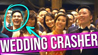 I Crashed A Stranger's Wedding