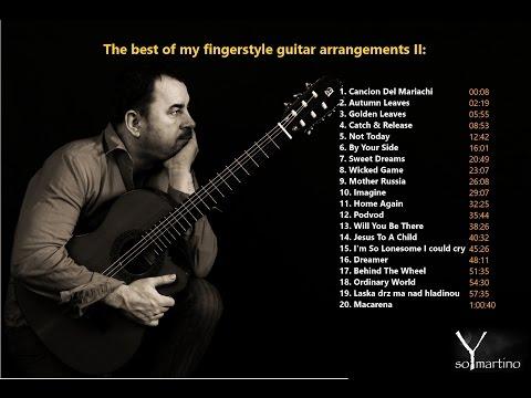 THE BEST OF MY FINGERSTYLE GUITAR ARRANGEMENTS - Volume 2