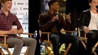Young Hollywood Panel Talks Tweeting at EPIX and LA Times Envelope Screening Series
