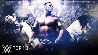The Very First SmackDown - WWE Top 10
