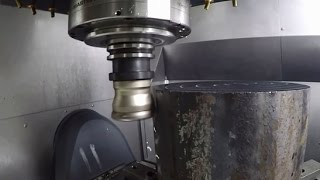 Cutting metal is as easy as cutting potatoes | Popular CNC technology