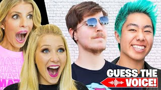 You LOSE If You Guess the Wrong YouTuber! ft. Rebecca Zamolo