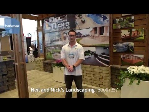 Neil and Nick's Home + Garden Show Booth 2016