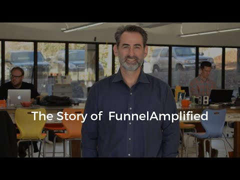I'm Brandon Lee, the founder and CEO of FunnelAmplified. Today, I want to share with you my entrepreneurial story. My dad was a business owner. Growing up, I experienced negative aspects of being a child of a stressed and overworked business owner. In those days, I believed if I could make my dad's daily efforts easier for him as he was growing his business, he would be less stressed and our family would have more peace. That's why FunnelAmplified was born. FunnelAmplified and its innovative product called Lead-Hubs take the stress of content creation and lead-generation off of the sales people's shoulders and allows them to focus on selling. Our Social-Ambassadors product takes the stress of brand expansion and social amplification off of the marketers' shoulders and allows them to focus on producing quality campaigns that generate demand and profitability. Our products help business leaders be less stressed and more effective. That allows for more peaceful and joyful lives at home.