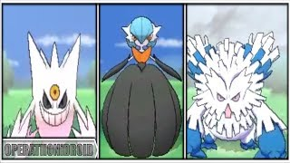 Pokemon X and Y: All SHINY Mega Evolutions!