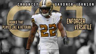 Chauncey Gardner-Johnson Rookie Highlights |