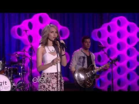Baixar Bridgit Mendler performs Hurricane  (Ellen show)