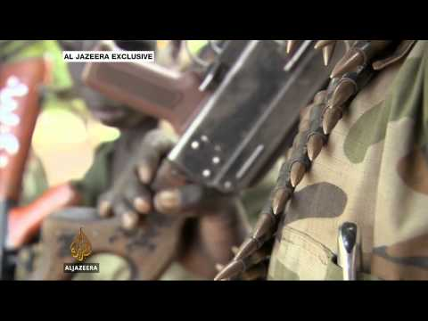 S Sudan rebel leader rejects massacre claims