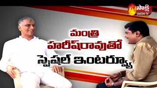 Harish Rao exclusive interview- Face to Face..