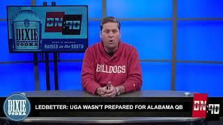 DN90: Some Alabama fans criticize UGA DL for Tua Tagovailoa comments