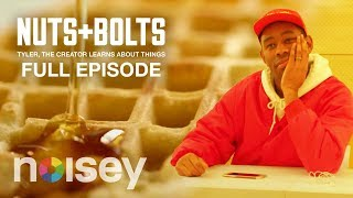 Tyler, the Creator Does Breakfast | Nuts + Bolts Episode 3