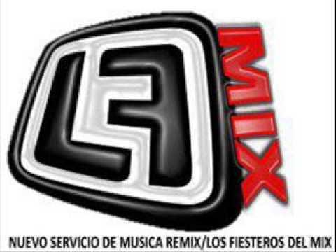 video LOS BONYS ME ALUCINAS LOS FIESTEROS DEL MIX = DJ EMA CORVALAN