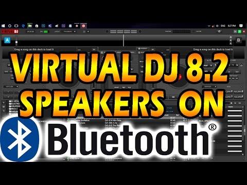 Configurar Altavoces via Bluetooth Con Virtual dj Cualquier Version