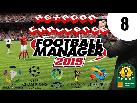 Pentagon/Hexagon Challenge - Ep. 8: First Time Formation Fun | Football Manager 2015