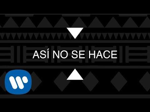 Piso 21 - Así No Se Hace (Lyric Video)