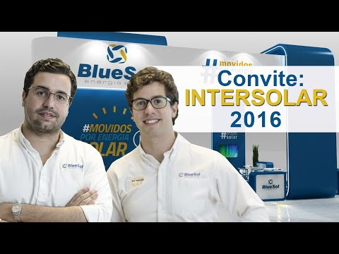 Blue Sol na Intersolar 2016